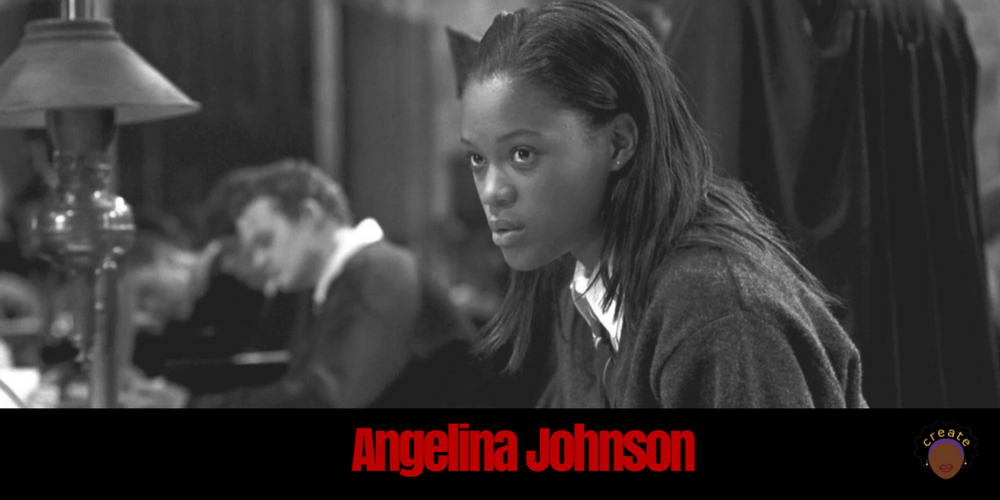 Angelina Johnson, Gryffindor, Quidditch Captain, member of Dumbledore's Army.