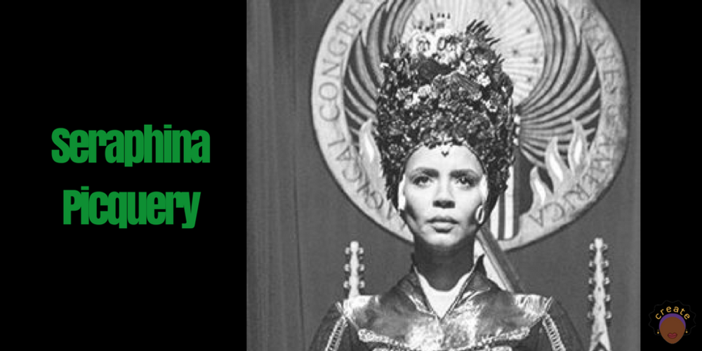 Seraphina Picquery, President of MACUSA 1920-1928 All around Bad Witch.
