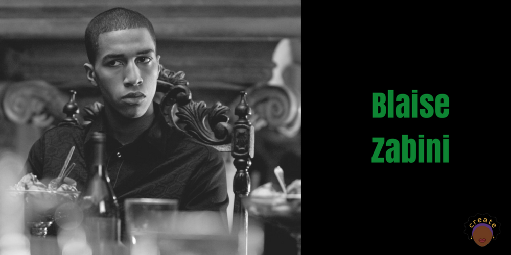 Blaise Zabini, Slytherin. Got witches in different area codes.