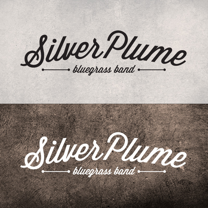 SilverPlume Logo Options