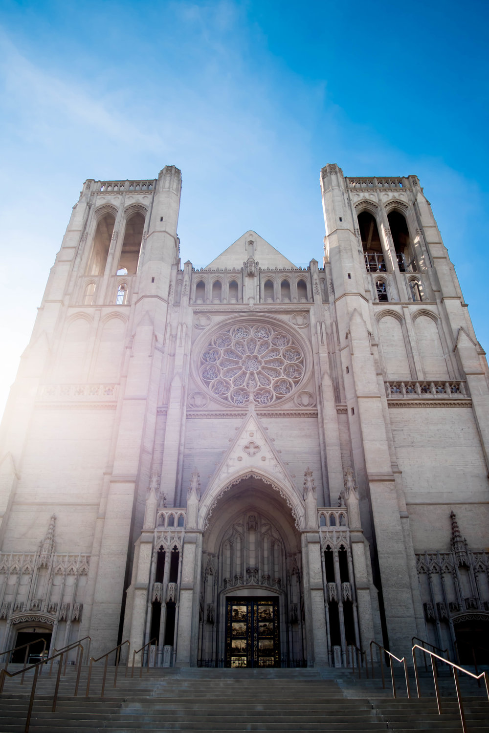 Grace Cathedral - 1100 California St, San Francisco, CA 94108
