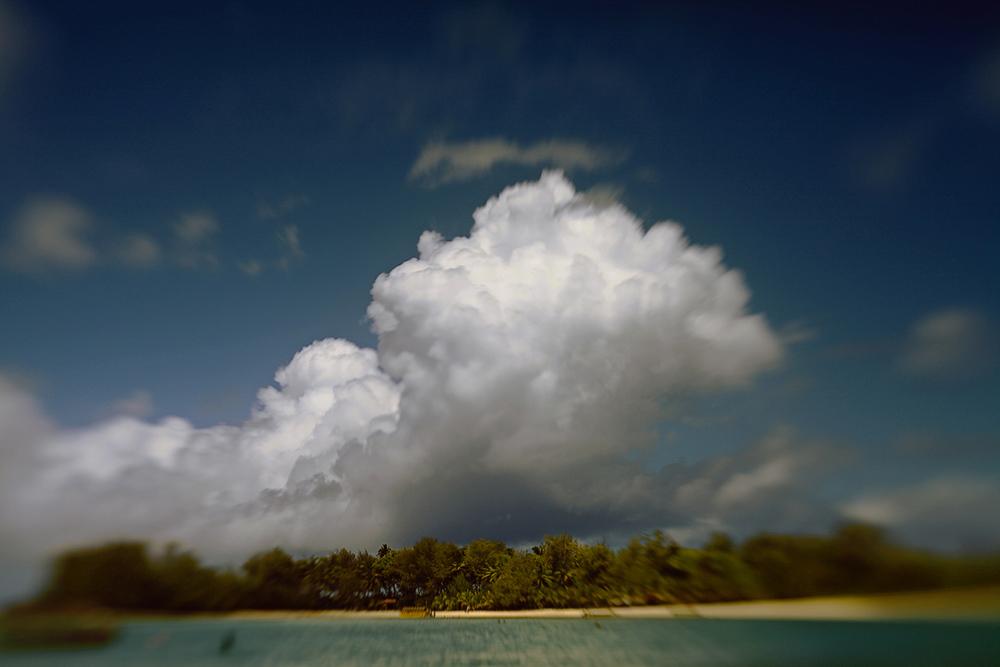 Rarotonga, Cook Island
