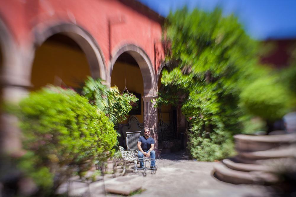 Me in San Miguel de Allende, Mexico