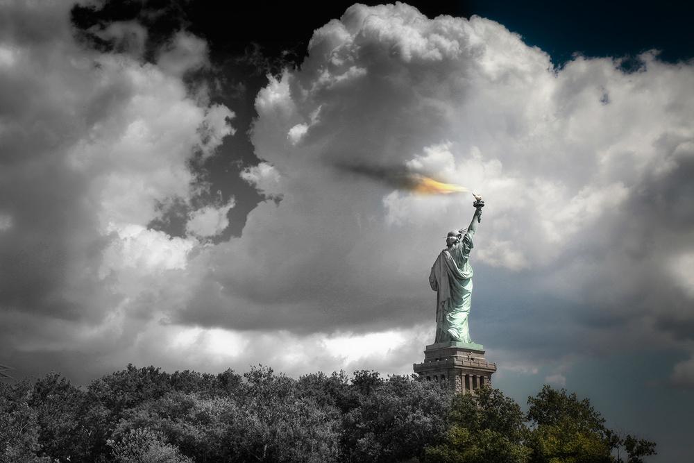 Fading Liberty