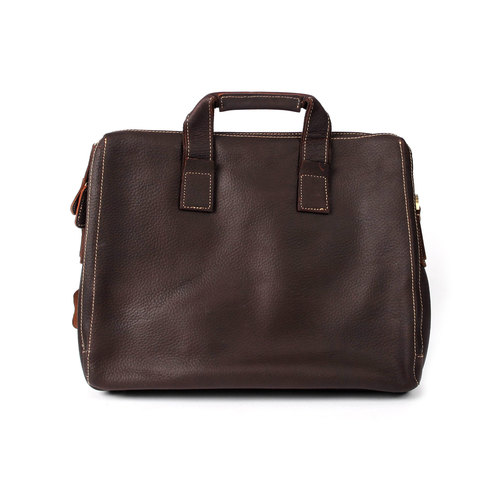 ab4d27943a Viktor   Muse — V M New Man Briefcase (Chocolate)