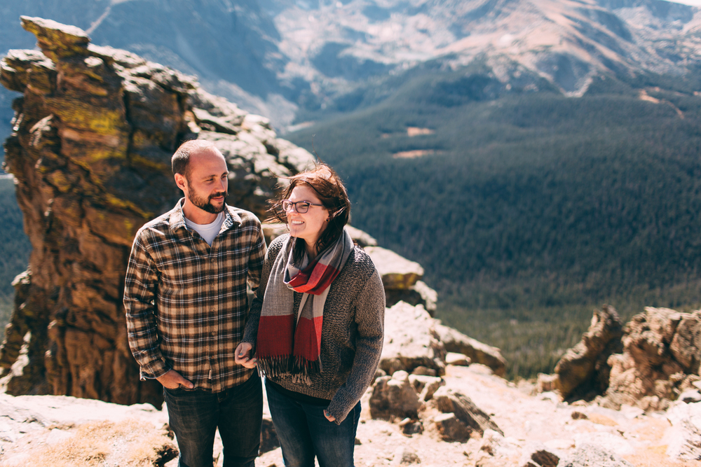 Jillian VanZytveld Photography Rocky Mountain National Park Engagement Portraits - 54.jpg