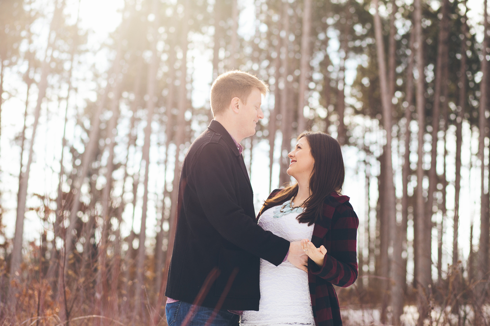 Jillian VanZytveld Photography - Grand Rapids Lifestyle Maternity Portraits - 01.jpg