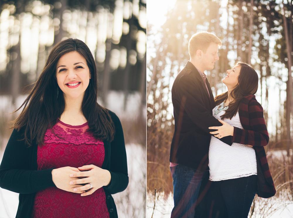 Jillian VanZytveld Photography - Grand Rapids Lifestyle Maternity Portraits - 02.jpg