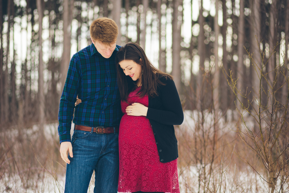 Jillian VanZytveld Photography - Grand Rapids Lifestyle Maternity Portraits - 04.jpg