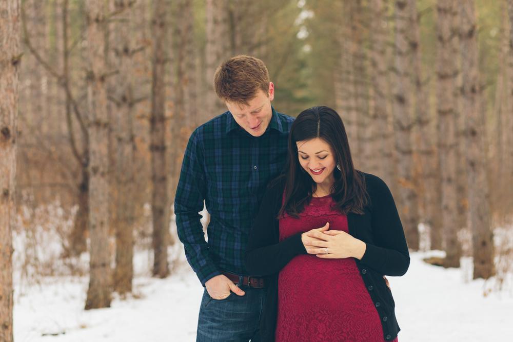 Jillian VanZytveld Photography - Grand Rapids Lifestyle Maternity Portraits - 10.jpg