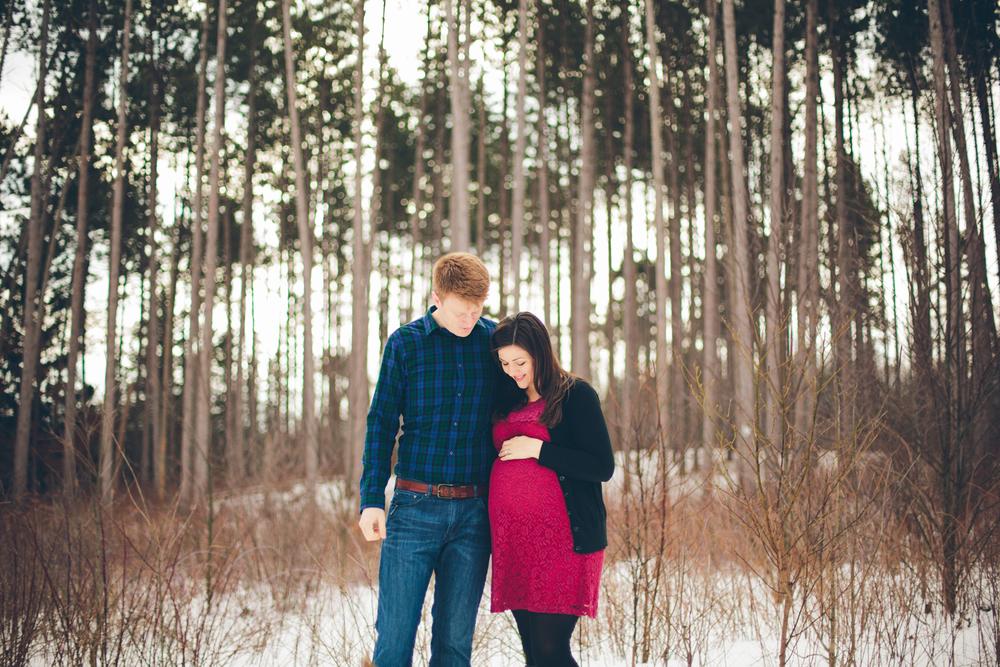 Jillian VanZytveld Photography - Grand Rapids Lifestyle Maternity Portraits - 27.jpg