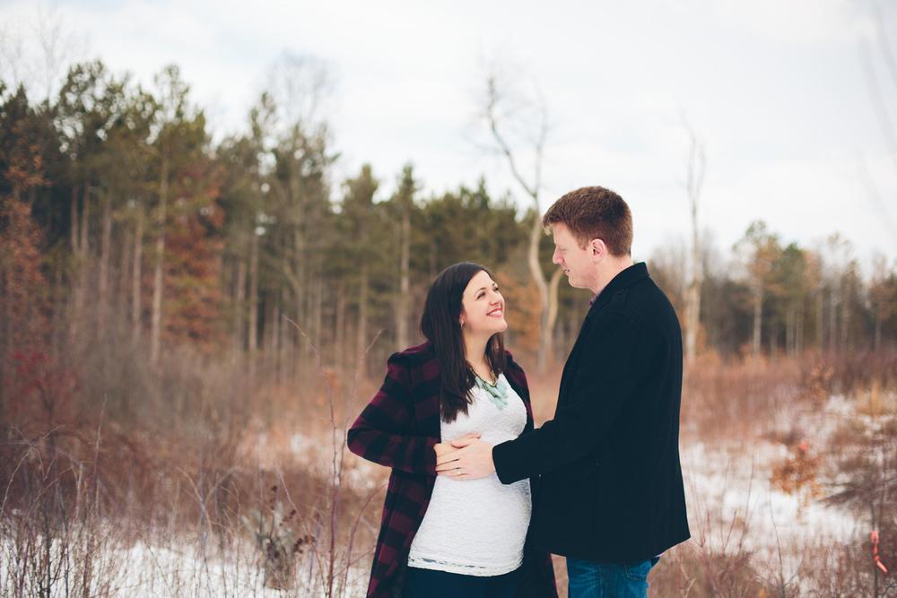 Jillian VanZytveld Photography - Grand Rapids Lifestyle Maternity Portraits - 29.jpg