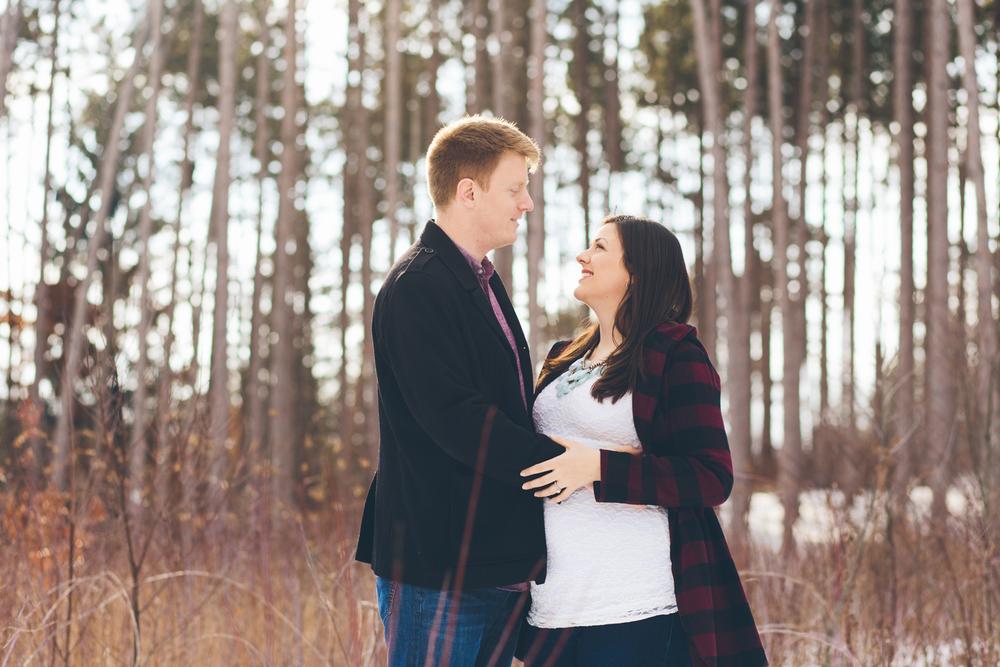 Jillian VanZytveld Photography - Grand Rapids Lifestyle Maternity Portraits - 30.jpg