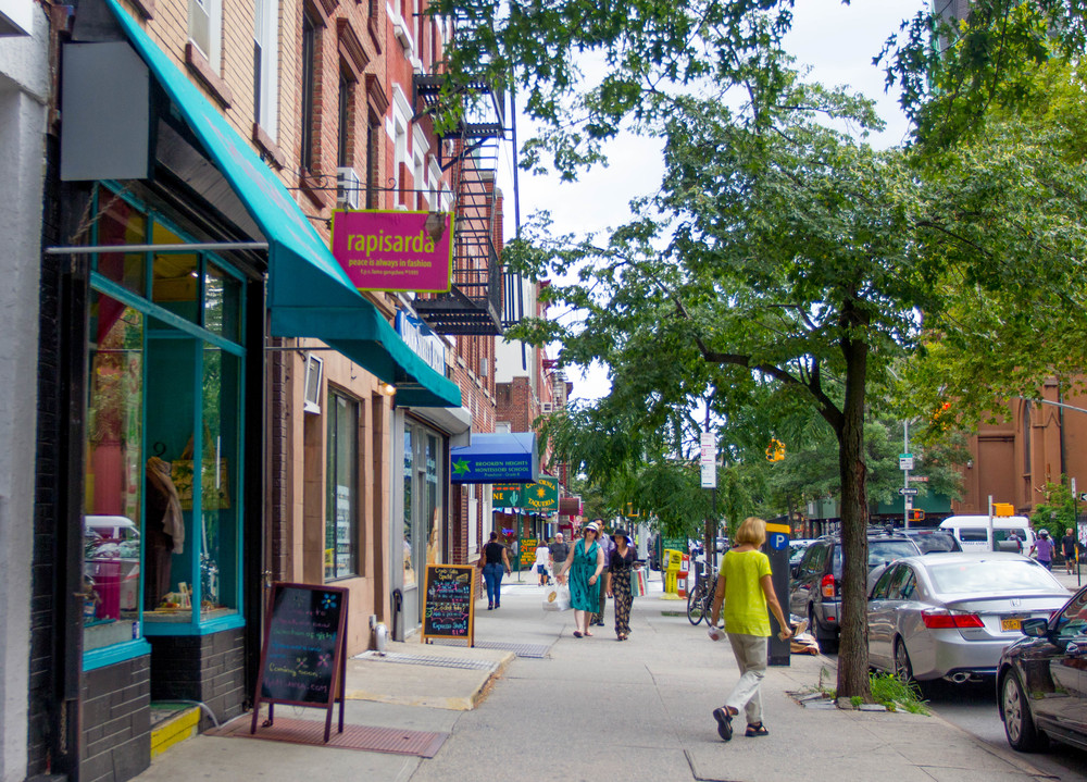 A Changing Brooklyn: Boerum Hill