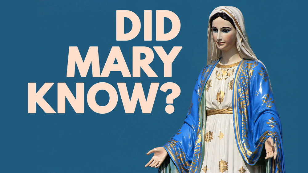 The question sung every year, did Mary know? This game tests your students knowledge of inventions Mary may or may not have known.