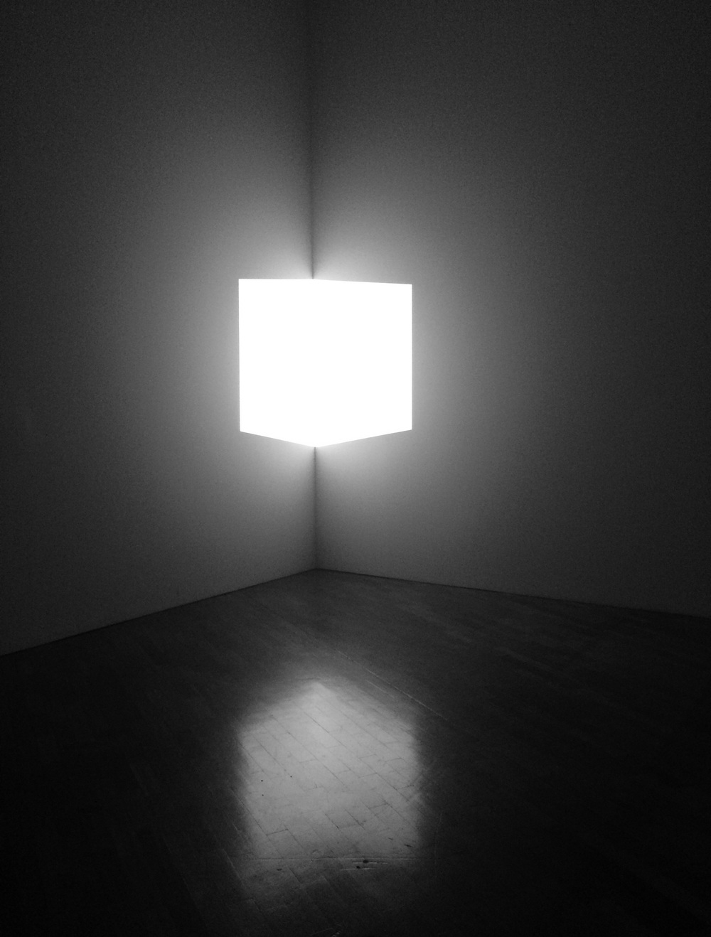 Afrum (White)  - James Turrell (1966)