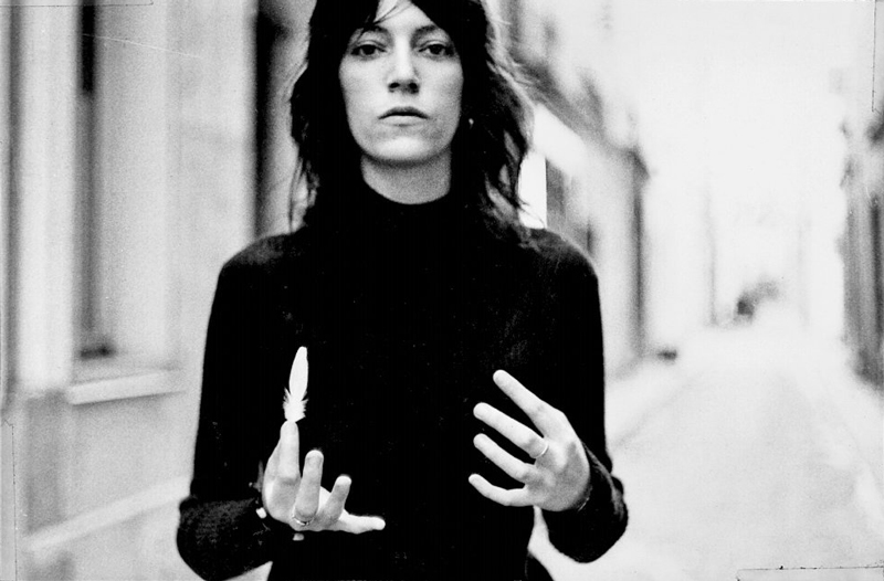 Patti Smith - Paris (1969)                                                                                                                                              ©  image via || The Red List