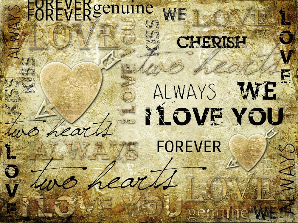 love word picture copy