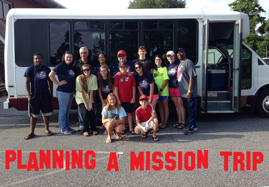 Orlando mission team - summer 2014