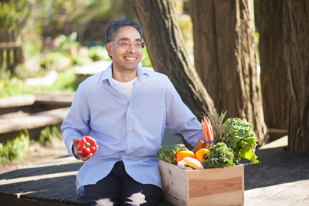 Preet Marwaha Founder of OrganicLives &Feeding Change