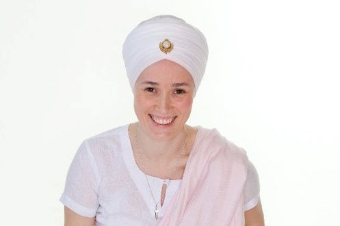 Bir Kaur Khalsa O'Flaherty Kundalini Yoga Trainer& former 3HO Director
