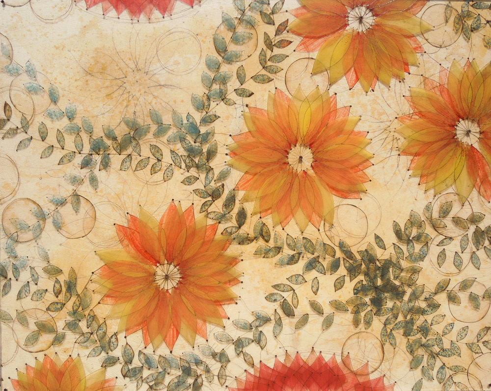 Karen Sikie Sunflowers House of Wren