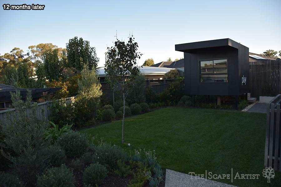 Ballarat lawn