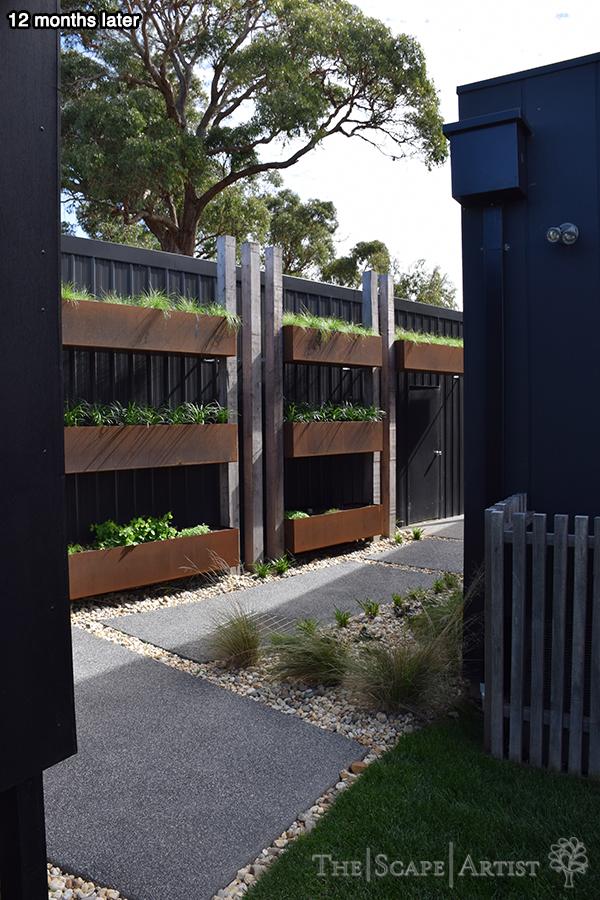 Paving & planters in Ballarat