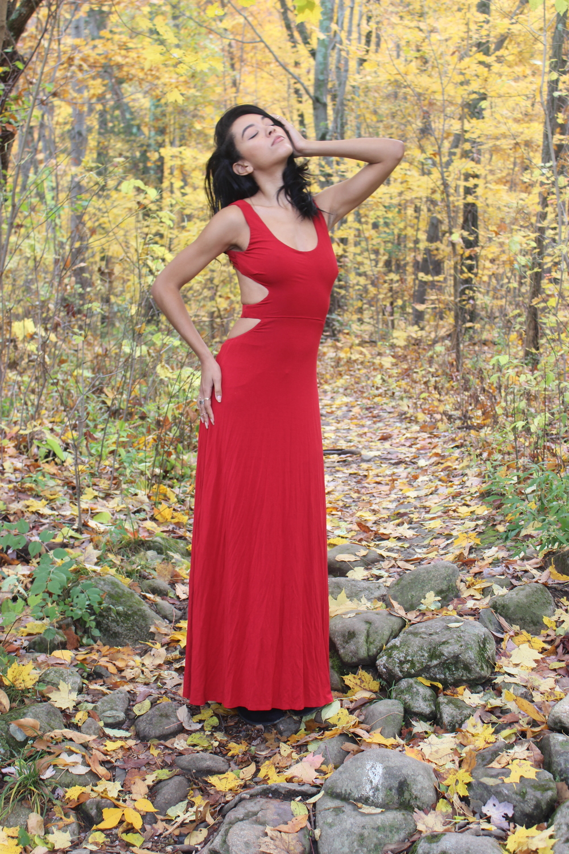 Glamour Hiker, Upstate NY