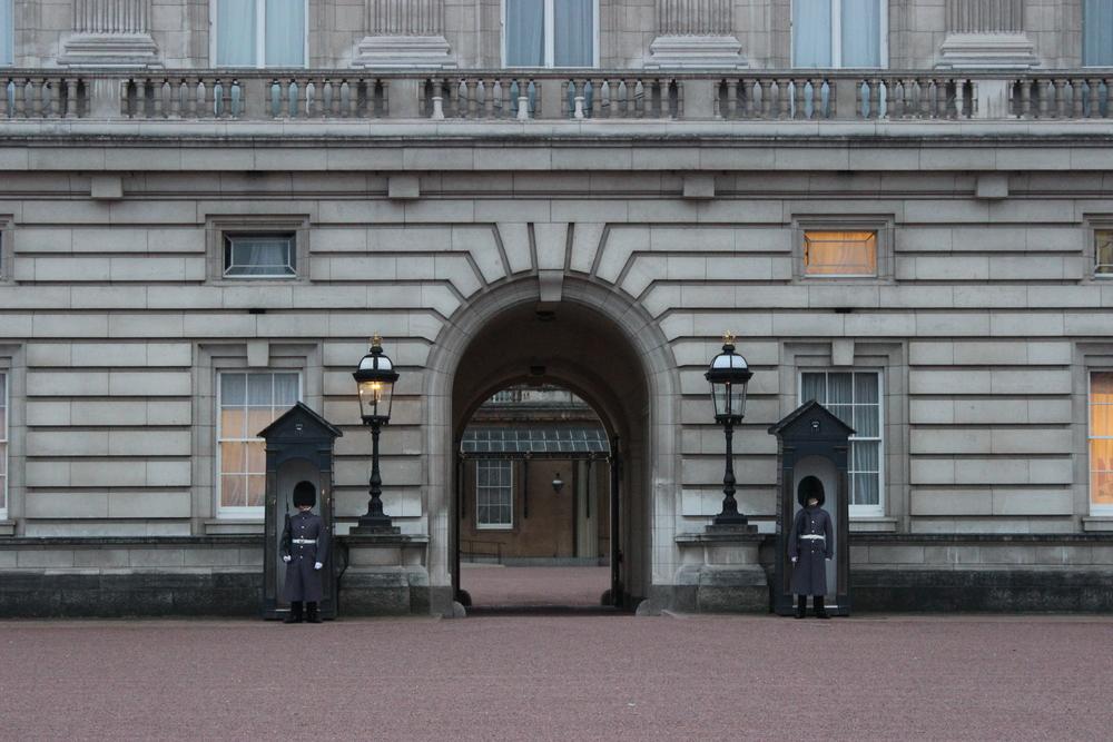 Guards - London, England