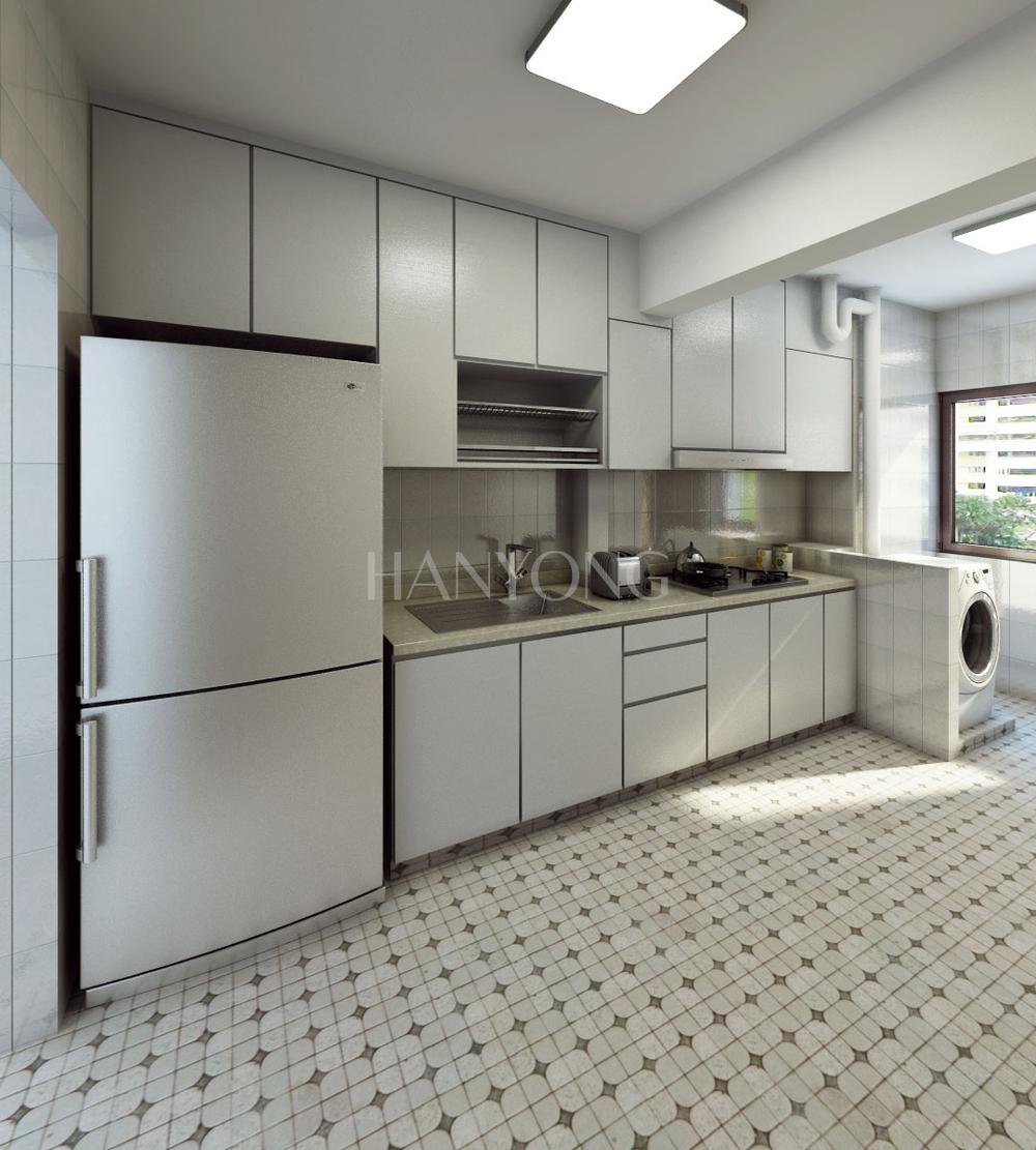 Interior Design For Hdb At Ang Mo Kio Avenue 1: Interior Design & Renovation Contractor