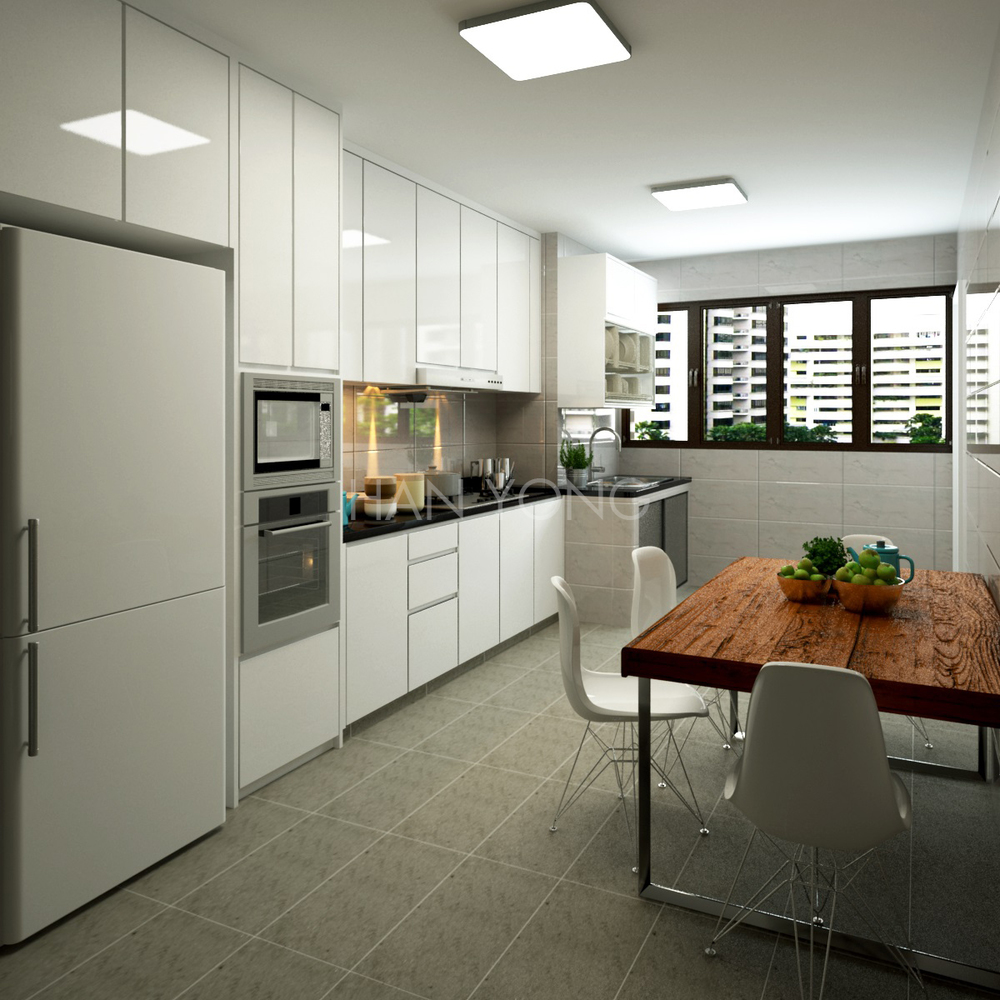 Kitchen Design Singapore: Interior Design & Renovation Contractor