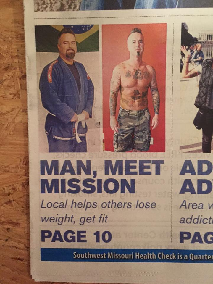 It's in the paper! It has to be true.