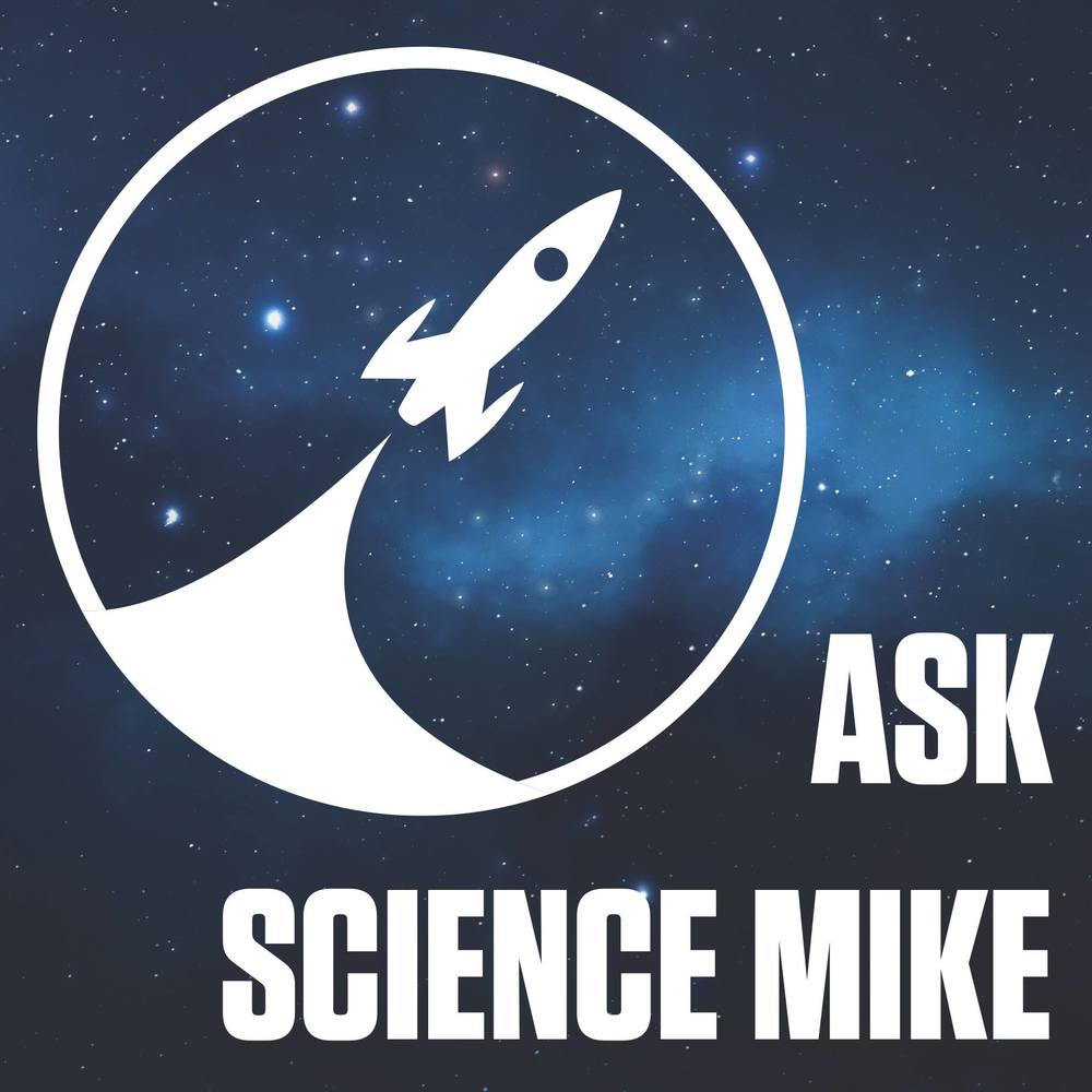 Logo for Ask Science Mike