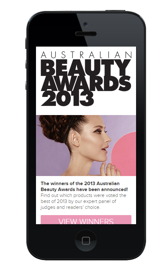 "<font color=""#fffffff"">Australian Beauty Awards 2013</font>"