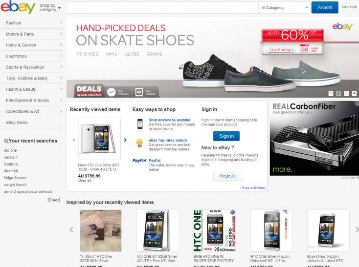"<font color=""#ffffff"">ebay Australia</font>"