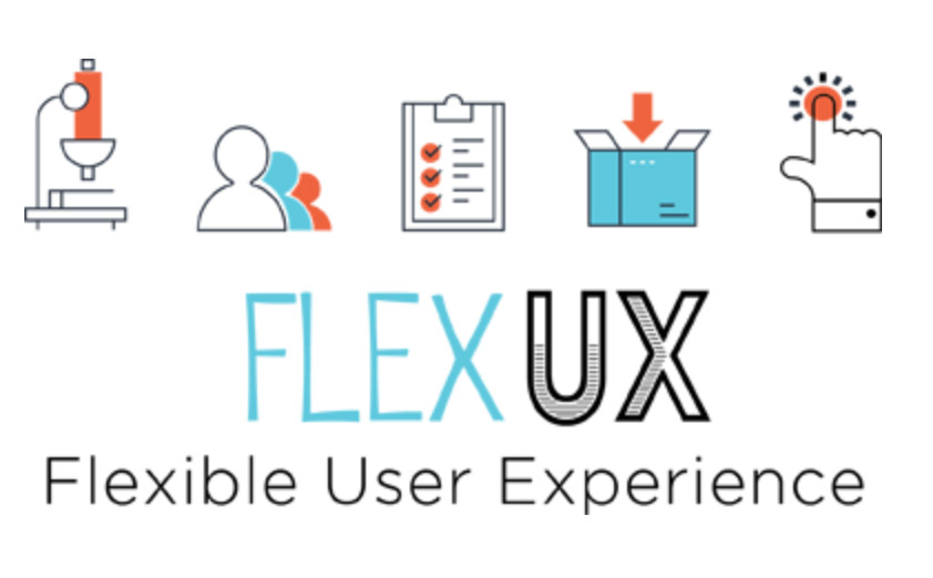 Logo for FlexUX
