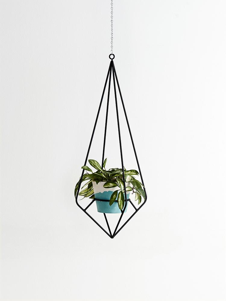Diamond Plant Hanger