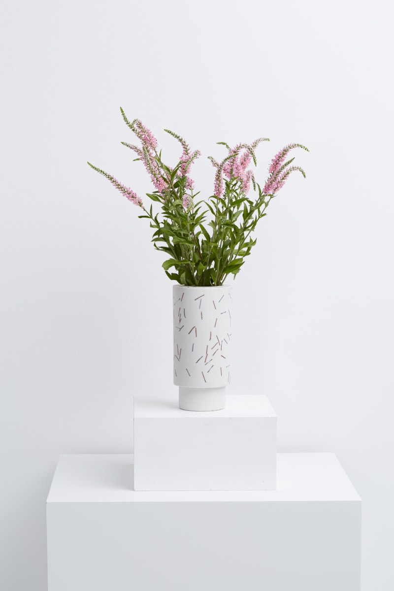 Large match stick vase capra designs large match stick vase reviewsmspy