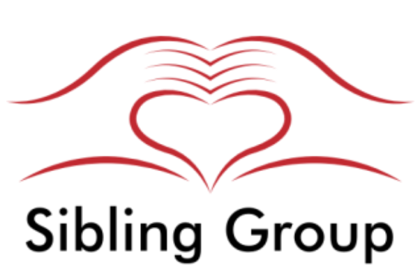"""Sibling Group for G-Force siblings: siblings participate in a group discussion on """"what it's like to grow up with a brother or sister with galactosemia"""" with experienced sibling workshop coordinator and author Carly Heyman along with Alli Manis who is the twin sister of Adam Manis"""