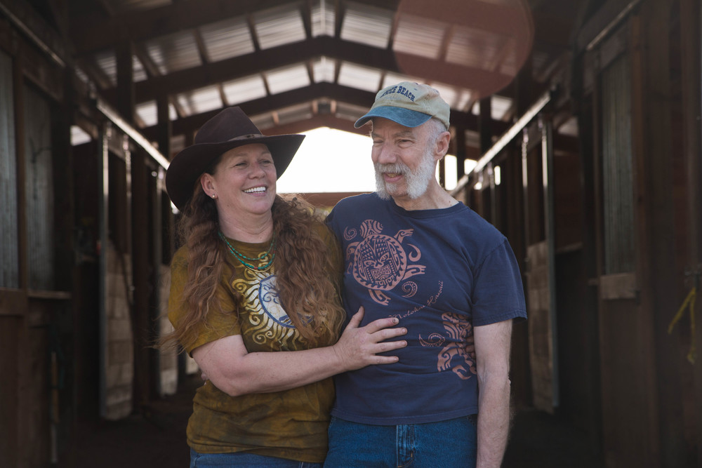Co-founders Jane and David Kelly undertook their first rescue in November, 2012 and their efforts have since grown into the robust organization, Oregon Horse Rescue.