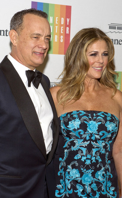 Rita Wilson & Tom Hanks