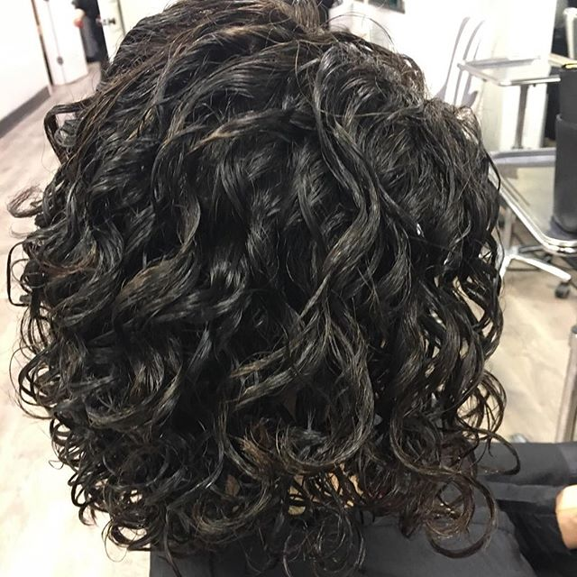 #salonetoiles #tanaz_hair #renefurterer  #renefurtererusa  #sublime  #curlyhair  #brownhair #marchtanaz  #wella  #kolestonperfect #wellalife #wella