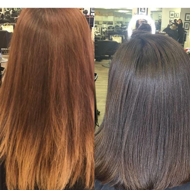 Thank you Kate😀 #b3 #marchtanaz #salonetoiles #tanaz_hair  #brownhair  #certifiedhaircolorists  #wella  #wellaeducation  #wellalife  #kolestonperfect  #colortouch  #renefurterer  #renefurtererusa