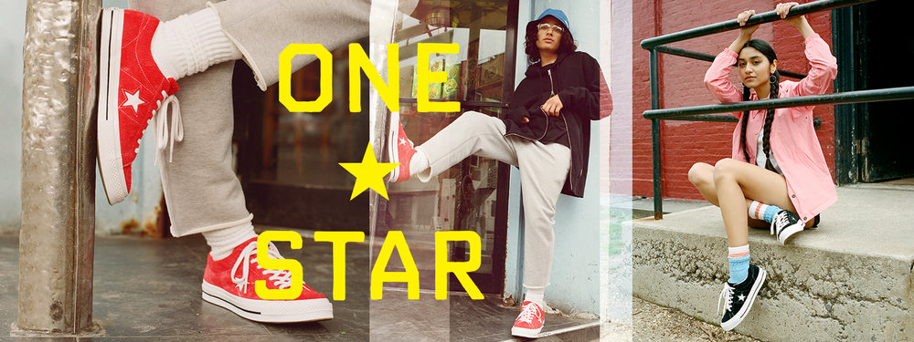 Converse Global One-Star Campaign