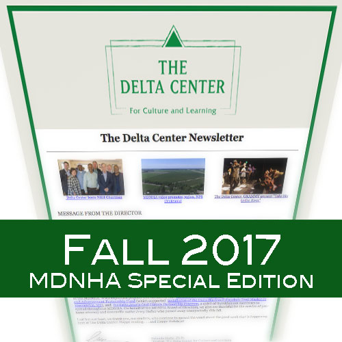 Fall 2017 - MDNHA Special Edition