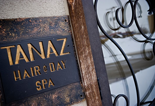 Tanaz Hair Boutique & Day Spa   Welcome to your Salon   Menu of Services