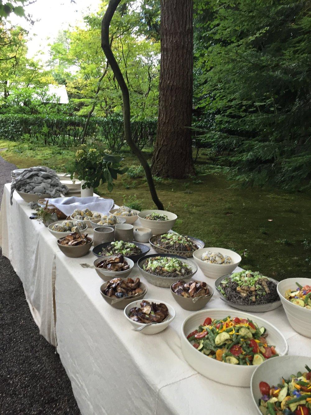 Nitobe Japanese Garden, Vancouver