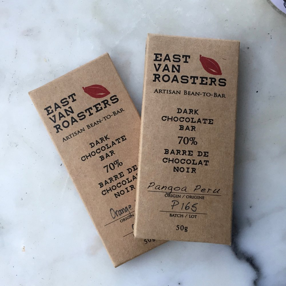 East Van Roasters | Shelley Bolton