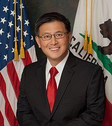 CA State Treasurer, John Chiang